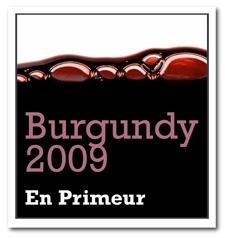 Burgundy 2009 Tastings