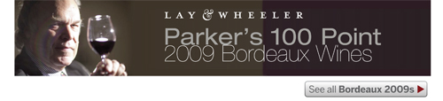 Robert Parker's Review of Bordeaux 2009 in bottle