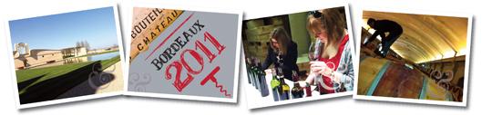 Bordeaux 2011 En Primeur Tasting Notes