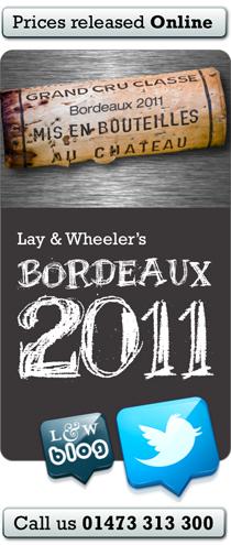 2011 Bordeaux