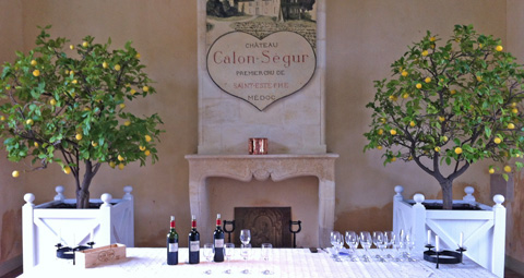 Chateau Calon Segur 2011, Lay & Wheeler En Primeur