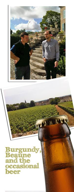 Lay & Wheeler Burgundy 2012 Buying Trip
