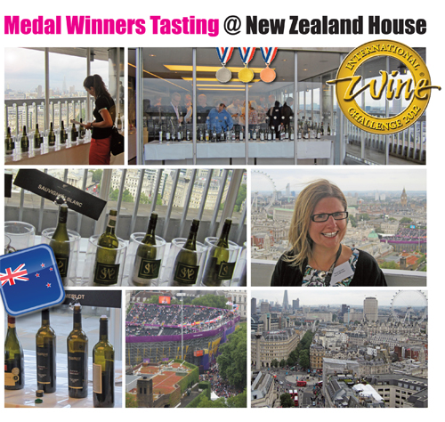 Lay & Wheeler Wine Tasting - New Zealand House, London